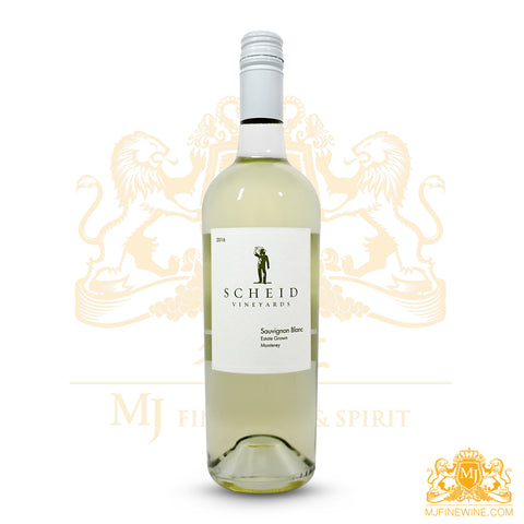 Scheid Vineyards 2016 Sauvignon Blanc 750ml