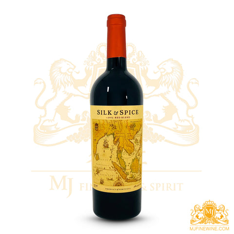 Silk & Spice 2015 Red Blend 750ml