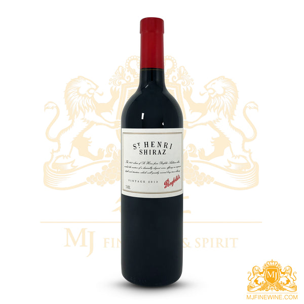 Penfolds St Henri 2013 Shiraz 750ml