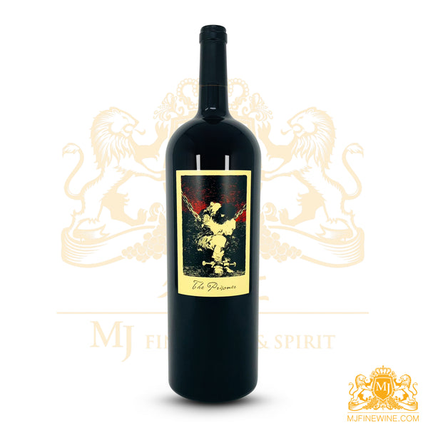 The Prisoner 2016 Red 750ml