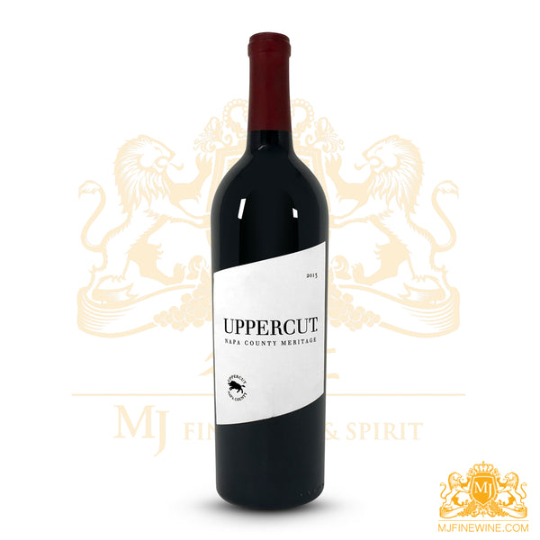 Uppercut Napa County 2013 Meritage 750ml
