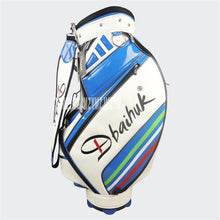 Load image into Gallery viewer, DBQB04 New golf bag, professional handbag ball, PU golf bag, high quality men's golf ball bag PU Material golf aviation bag