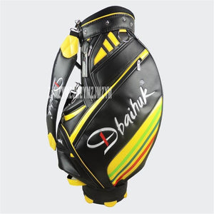 DBQB04 New golf bag, professional handbag ball, PU golf bag, high quality men's golf ball bag PU Material golf aviation bag