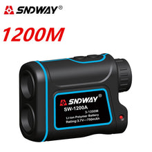 Load image into Gallery viewer, Telescope trena laser rangefinders distance meter Digital 7X 600M -1500M Monocular hunting golf laser range finder tape measure