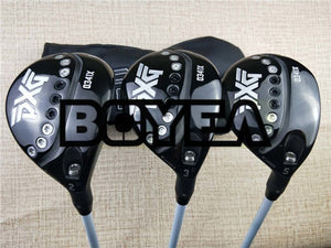 BOYEA Golf Clubs PXG 0341X Fairway Wood PXG 0341X Golf Fairway Woods PXG Golf Clubs #2/#3/#5 Graphite Shaft With Head Cover