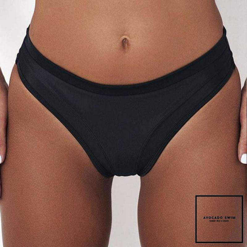 Avo Kylie Free Bottoms Black / S Bottoms