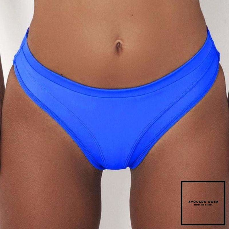 Avo Kylie Free Bottoms Blue / S Bottoms