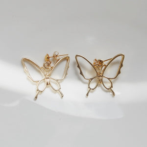 The Vivienne Butterfly Earrings