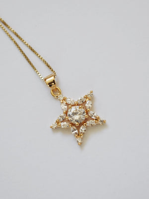 14k Gold Filled The Stella Star Necklace