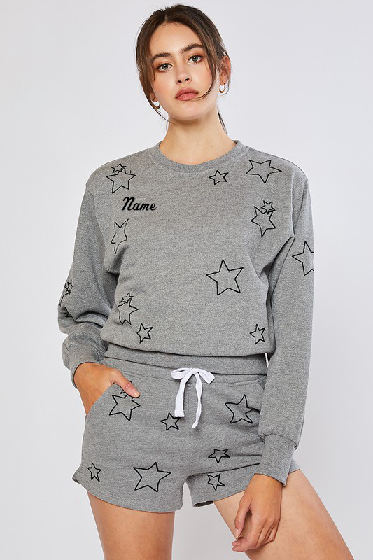 Starry Eyed Crewneck