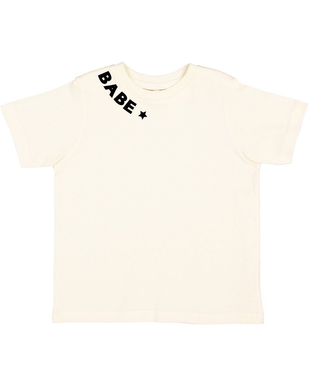 Babe Vintage Washed Tee