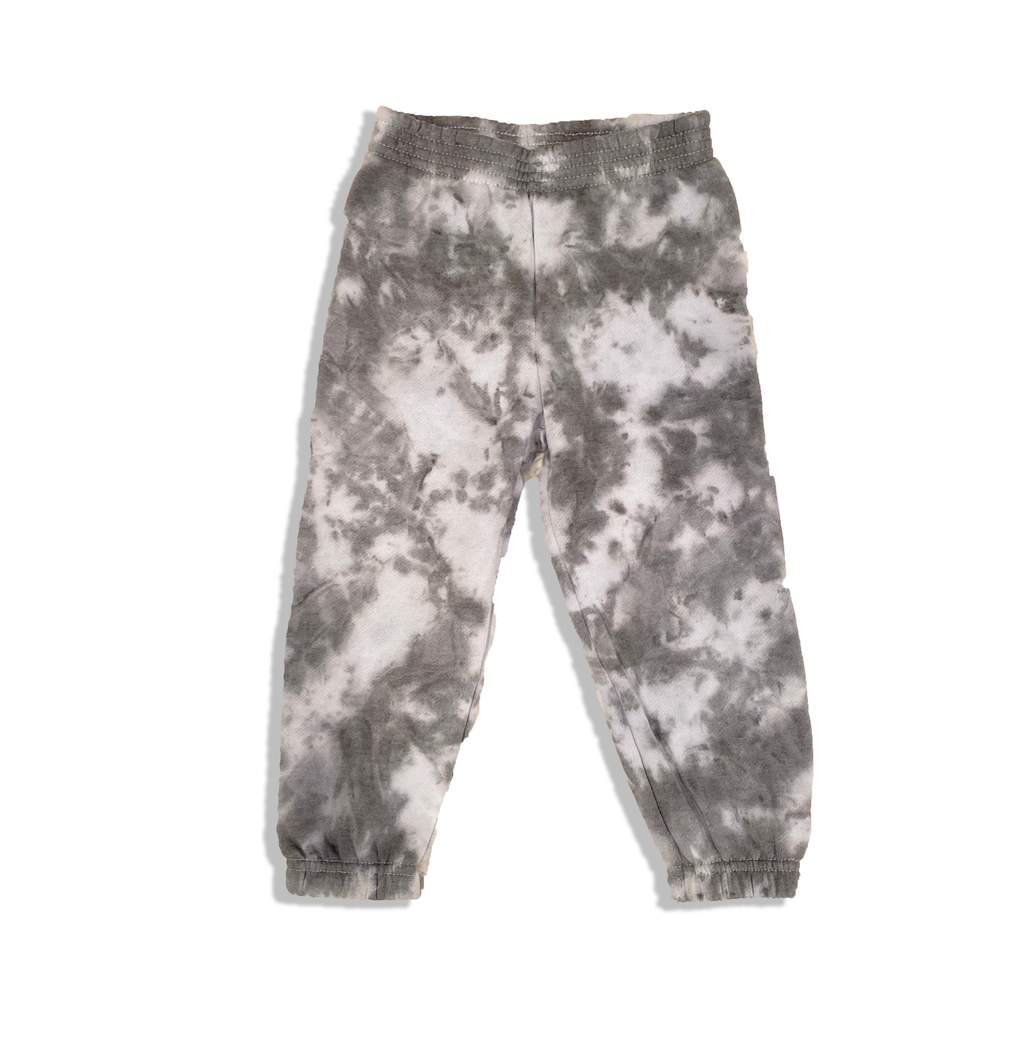 In the Clouds Kids Hand Dyed Joggers