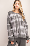 Electric Love Oversized Crewneck