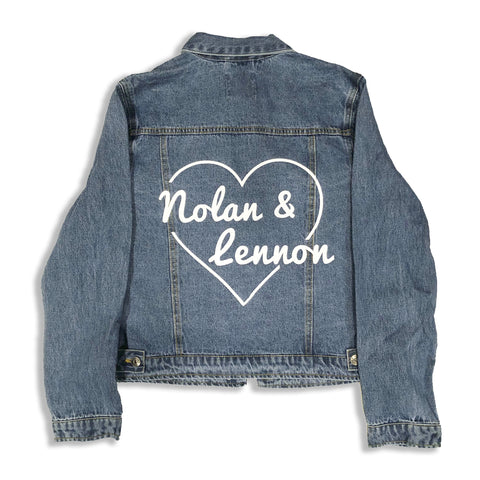 Queen Bee Black Cropped Denim Jacket