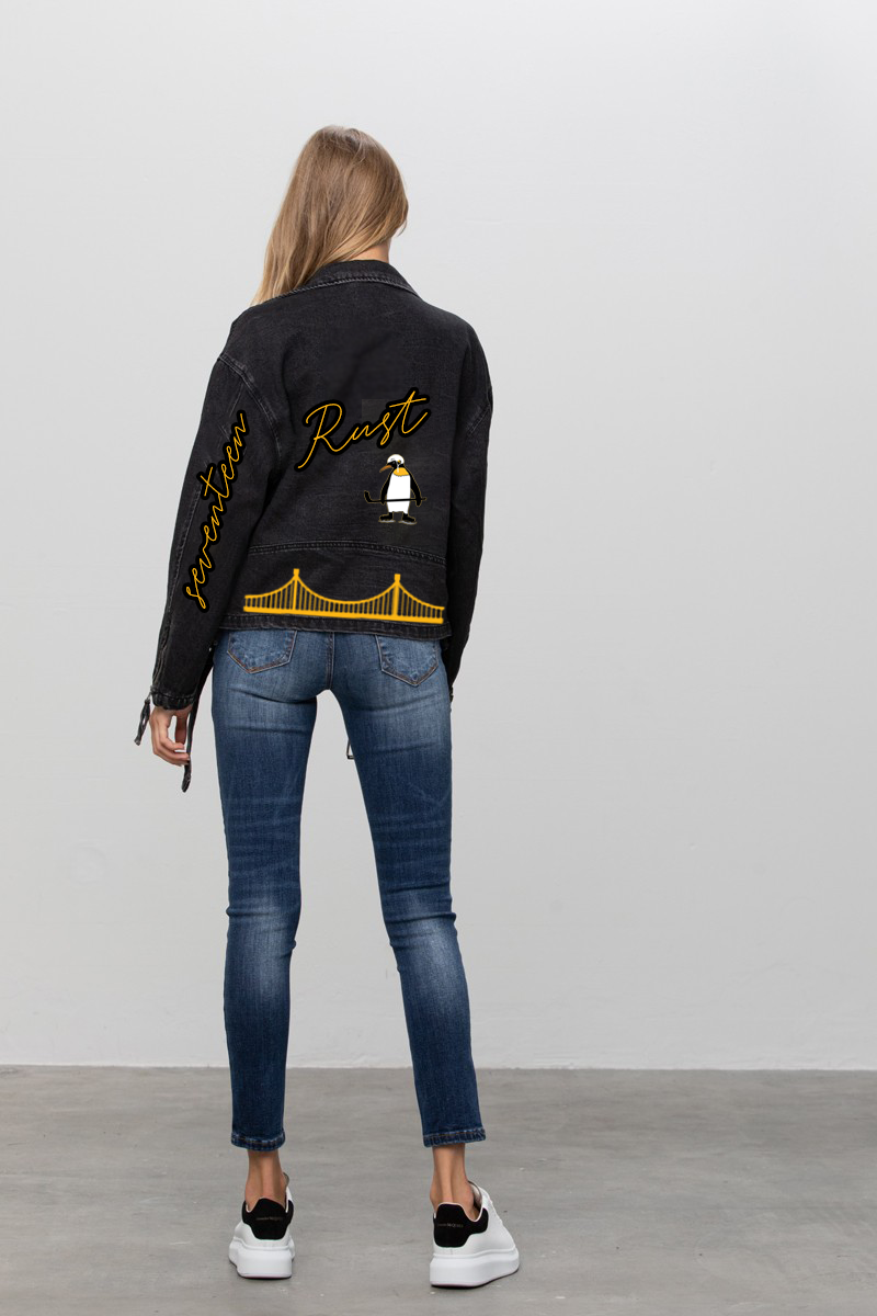 Pittsburgh Custom Moto Jacket