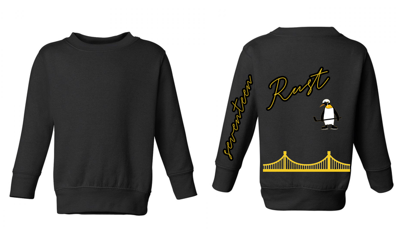Pittsburgh Kids Crewneck