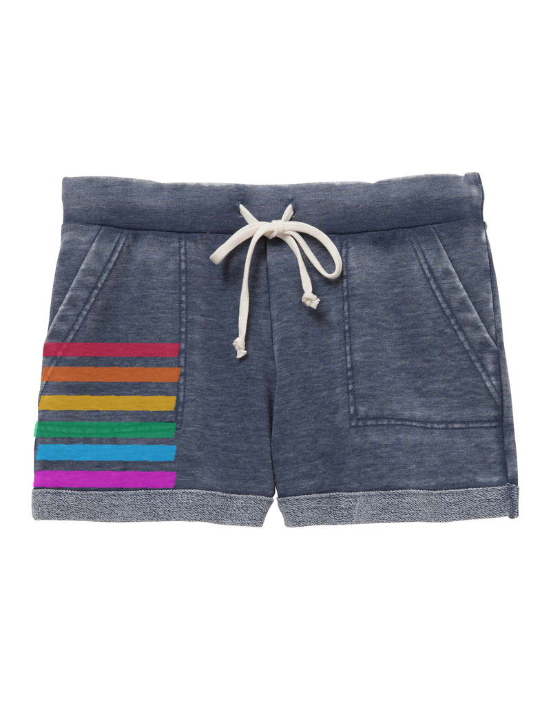 Rainbow Babe Shorts