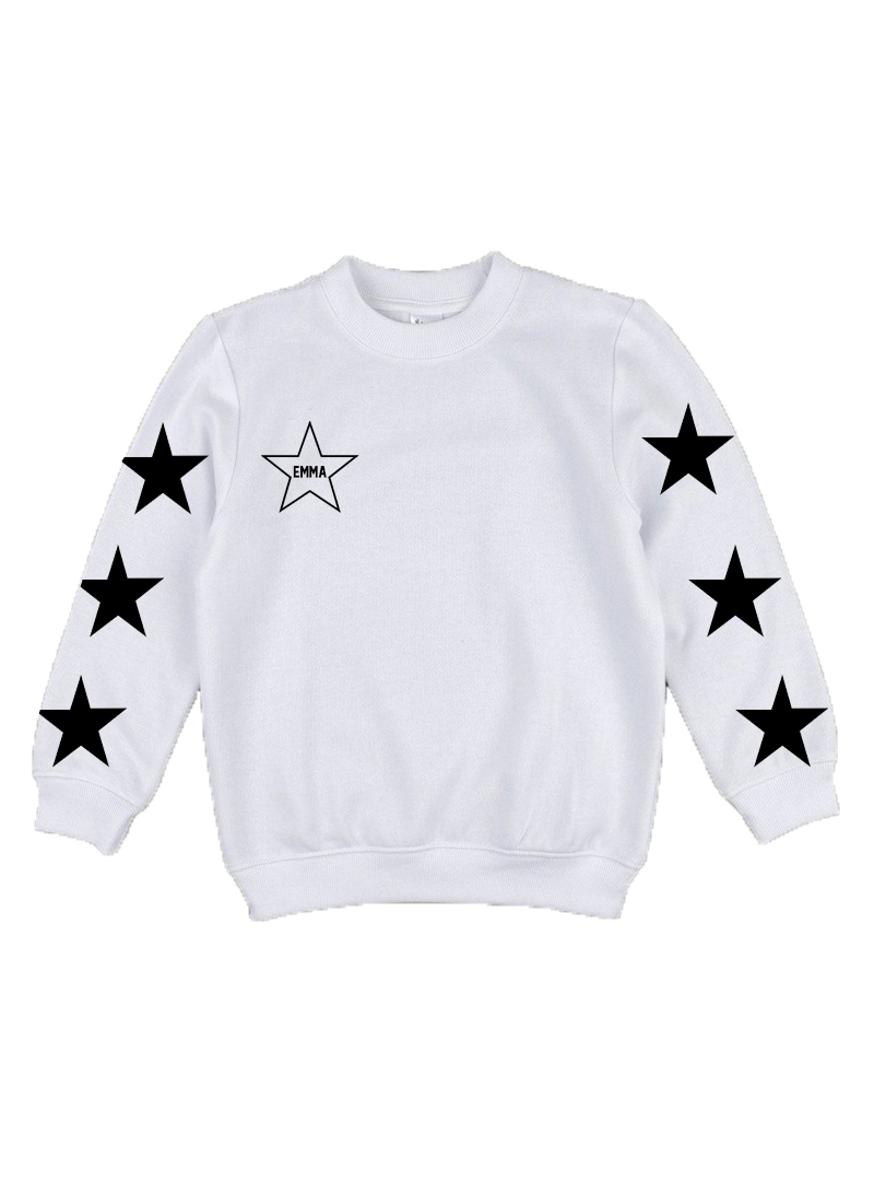 Mini Babe Kids Crewneck