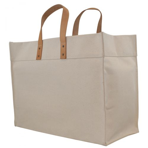 Custom Weekender Tote Natural