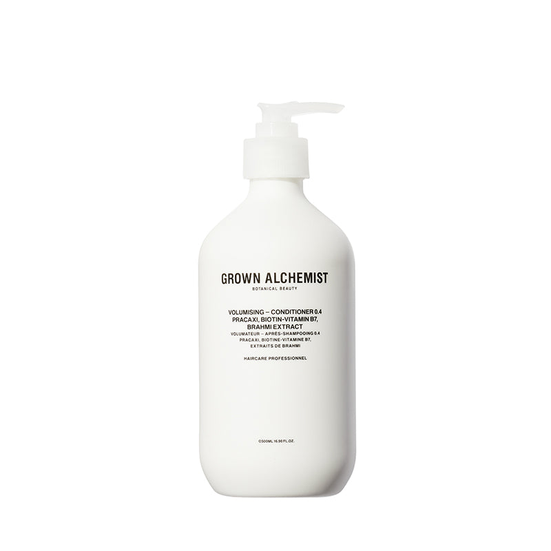 Volumizing - Conditioner 0.4: Pracaxi, Biotin-Vitamin B7, Brahmi Extract