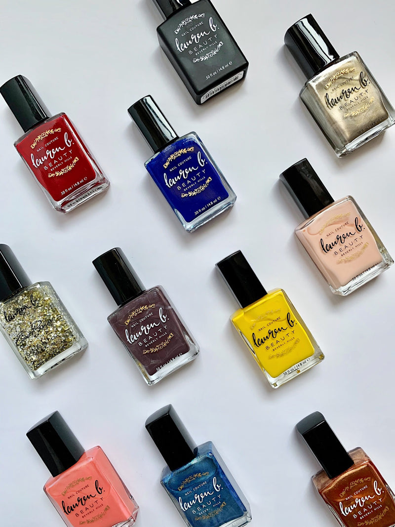 7 Free, Vegan Nail Polish
