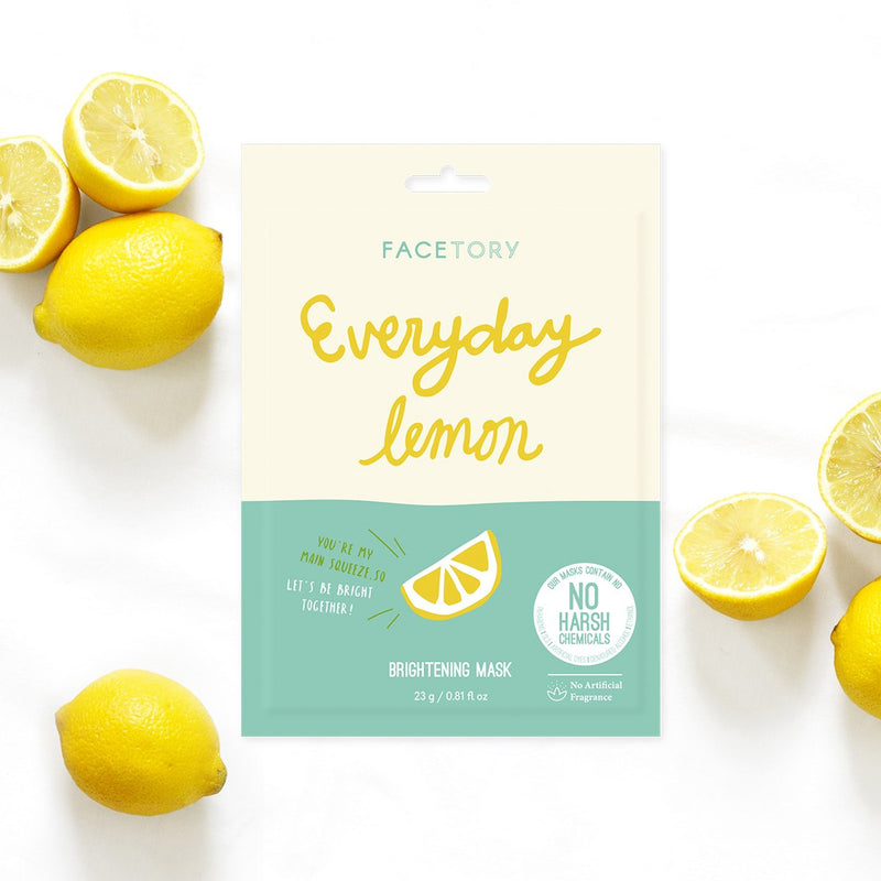 Everyday Lemon Brightening Mask