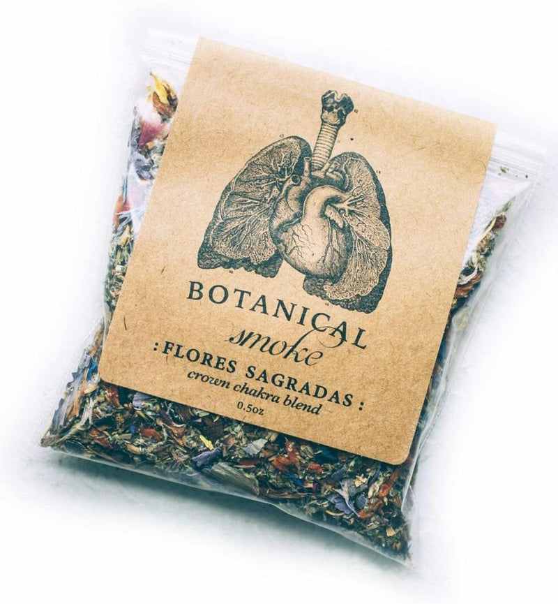 FLORES SAGRADAS SACRED HERBAL SMOKE