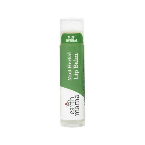 Mint Herbal Lip Balm