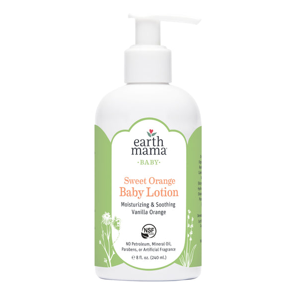 Sweet Orange Baby Lotion