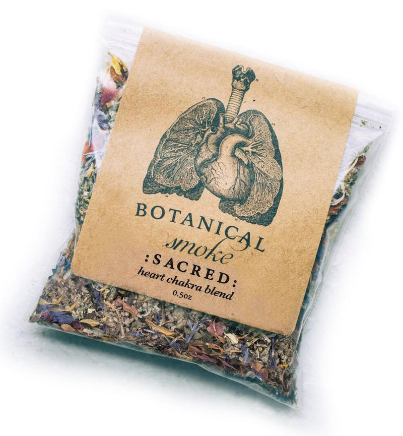 BOTANICAL SACRED SMOKE