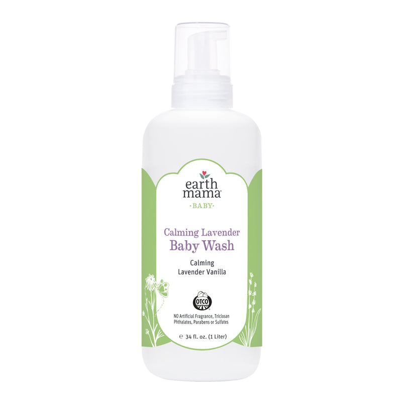 Calming Lavender Baby Wash - Large