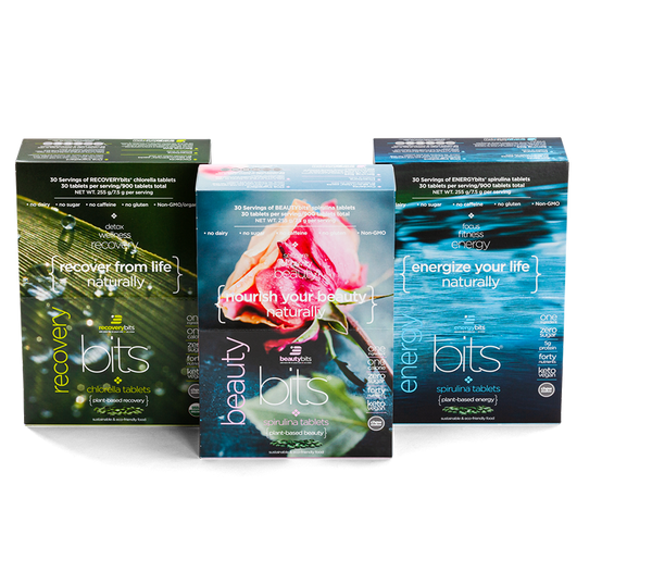 BEAUTYBITS® BOX OF 30 SINGLE SERVINGS