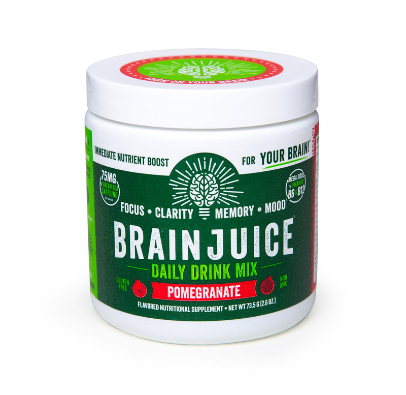 BrainJuice Daily Drink Mix