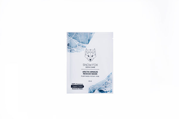Snow Fox Skincare - Arctic Breeze Rescue Mask