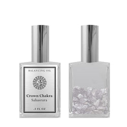 Crown Chakra Balancing Oil- Bios Apothecary