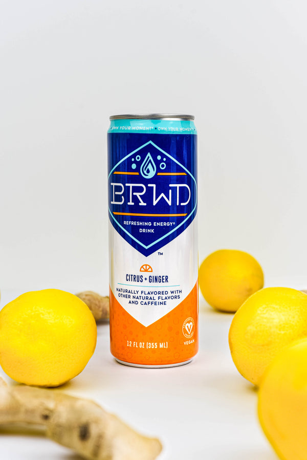 BRWD Refreshing Energy® Drink