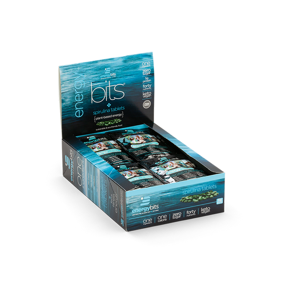 ENERGYBITS® BOX OF 30 SINGLE SERVINGS