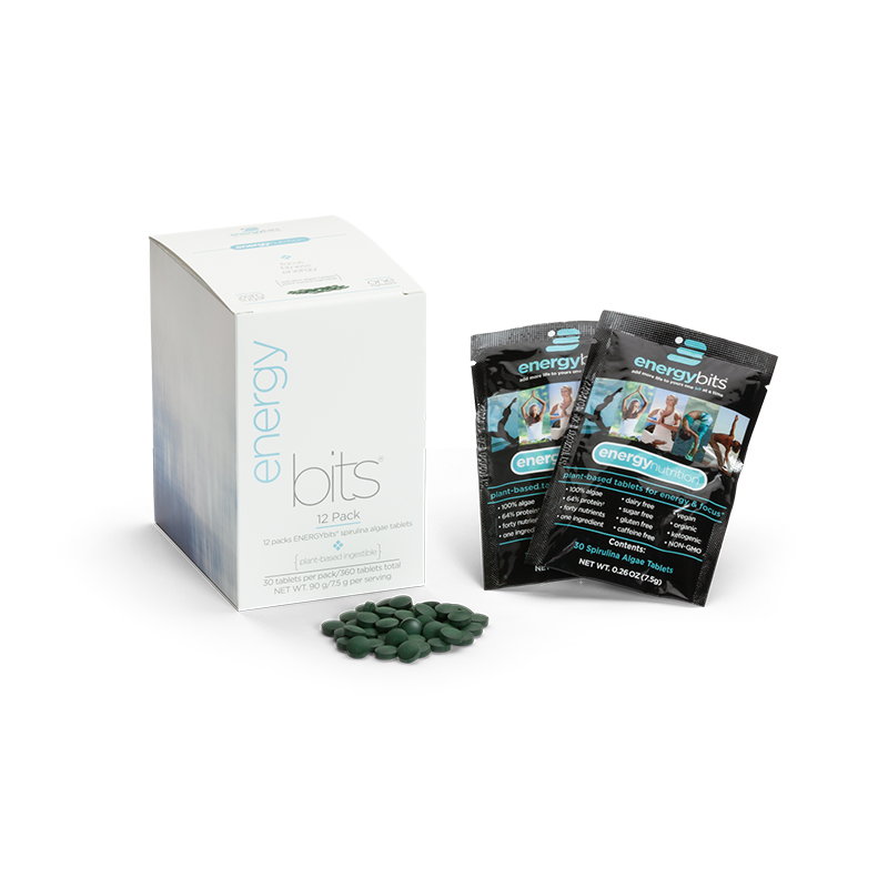 ENERGYBITS® - 12-PACK BOX