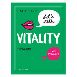 Let's Talk Vitality Firming Mask