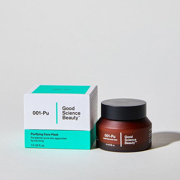 001-PU Purifying Face Mask
