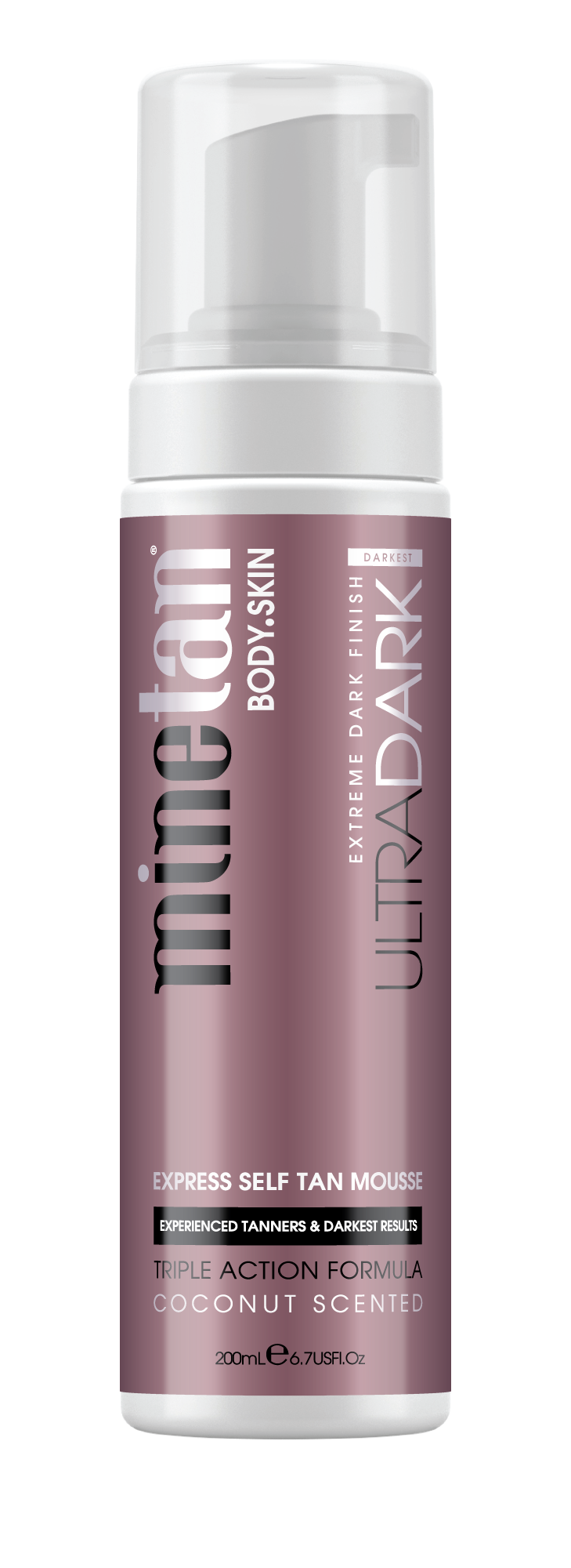 Ultra Dark Self Tan Mousse