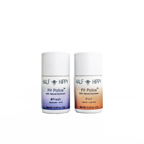 Pit Police™ Natural Magnesium Deodorant Sample