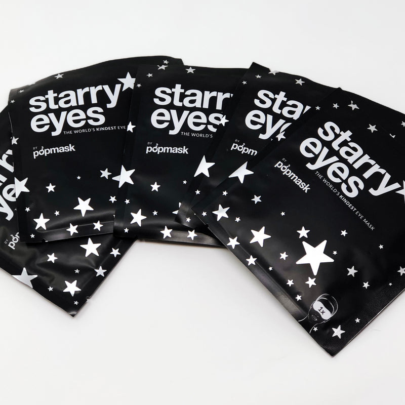 Starry Eyes-self heating eye masks