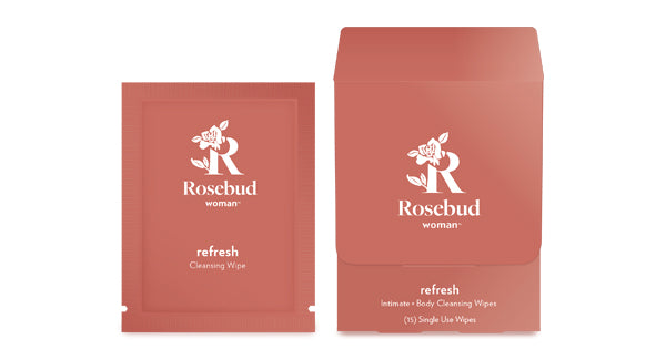 Refresh Intimate Cleansing Wipes