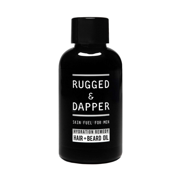 RUGGED & DAPPER - HYDRATION REMEDY HAIR + BEARD OIL