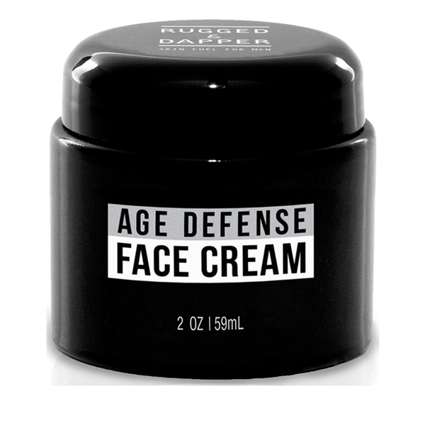 RUGGED & DAPPER - AGE DEFENSE FACE CREAM