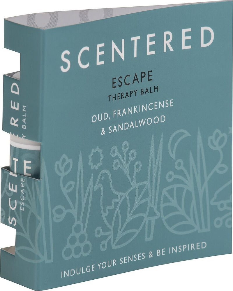 Scentered - ESCAPE MINI WELLBEING RITUAL AROMATHERAPY BALM