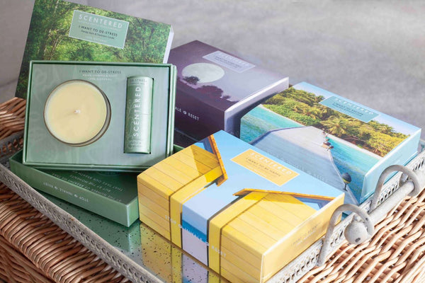 Scentered - I WANT TO DE-STRESS GIFT SET