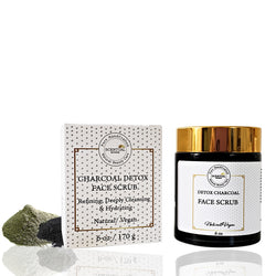 Charcoal Face Mask Scentual Aroma