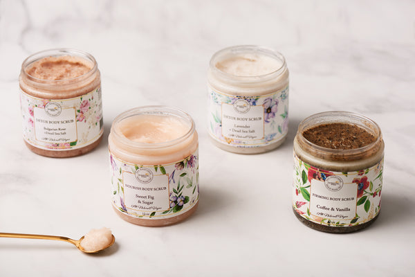 Bulgarian Rose Body Scrub